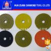 4 Inch Diamond Velcro Polishing Pads