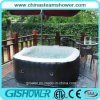 Six Person Inflatable Outdoor Aqua SPA Whirlpool (pH050015)