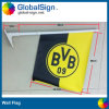 2015 Hot Selling Wall Flags, Wall Mounted Flags for Events
