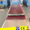 0.5mm Red Color Coated Galvanized Steel Roof Sheet