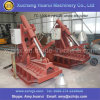 Waste Tyre Cutting Machine/Hydraulic Whole Tyre Cutter Equipment/Tire Cutting Machine