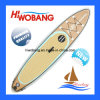 Wooden Grain Pattern Sup Board, Paddle Board, Surf Board