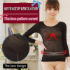 T-Shirt Turtle Neck/Women Body Shaping Lace Molding Warm Clothes