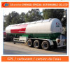 60cbm LPG Heavy Trailer 59.52cbm LPG Semi Trailer