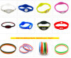 Wholesale Custom Bulk Cheap Silicone Wristbands