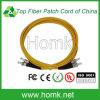 Fiber Optic Patch Cord (ST-ST SM DX)