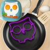 """Owl "" Shaped Silicone Egg Ring Fried Egg Mold"