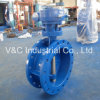 Flange Butterfly Valve with Triple Eccentric Design