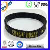 Custom Cheap Bulk Silicone Wristband for Wholesale