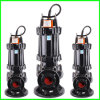 Wq Non-Clogging Submersible Slurry Sewage Pump