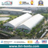 Large White PVC Curved Roof Outdoor Clear Span Commercial Tent for Sale