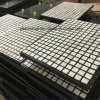 Rubber Backed Ceramic Wear Tiles for Mining Chute