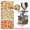 Nut/Peanut /Cashew Slicing Machine with Optional Thickness