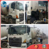 Used 2012/Upper-2010 80%~90%-New-Tires 6*4-LHD-Drive 10~20ton/6~8cbm Japan-Exported Hino700 Concrete Mixer Truck