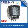LED Work Light Car Parts 45W LED Driving Light