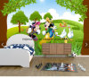 3D Customized Flower /Nature Scenery/Modern/Cartons Series/Murals
