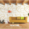 Waterproof PVC Vinyl Wall Covering for Walls