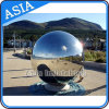 PVC Silver Mirror Ball for Event, Decoration Inflatale Mirror Balloon for Sale