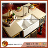 Hot Sale Beige Quartz Stone Kitchen Countertop