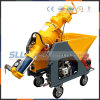 Mix Mortar Automatic Spraying Plaster Pump Machine for Wall