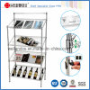 Adjustable Commecial Slanted Exhibition/Magazine Display Rack Shelving (CJ-A1197)