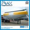 3 Axle Powder Transport Trailer with Diesel Engine