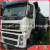 400HP-Strong-Power-Engine Manual LHD-Power-Steering Used Heavy 18cbm/30ton~40ton Volvo FM8 Dump Truck