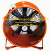 500mm 220V/50Hz Axial Blower Fan in Red