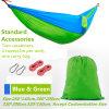 Carries Double Camping Hammock Portable Parachute Nylon Hammock