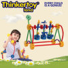 DIY Toy Building Block Puzzles Toy for 3-6 Children