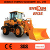 Everun Brand 3 Ton Moving Type Front End Wheel Loader