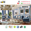 European Antique Furniture Fabric Sofa 1+2+3 Set (HC812)