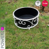 French Style Metal Shappy Chic Flower Pot Holder
