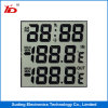 Customerized Vhtn Type Monochrome Small Size LCD Screen Display