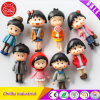 Cartoon Character Plastic Figure Toys for Collection