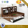 Fashion Design Wooden Executive Office Table with Mobile Cabinet (HX-8NR1150)