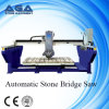 Automatic Marble/Granite Bridge Saw with Cutting Stone Kitchen Tops (XZQQ625A)