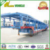 Two Axles Hydraulic Car Carrier Truck