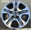 Aluminium Rims Replica for Toyota Alloy Wheel for Land Cruiser