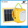 New Portable LED Solar Light with 11 LED 2W Rechargeable Lantern