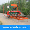 Forest Use Wood Horizontal Band Sawmill