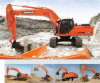Doosan Dx300LC 30 Ton Crawler Excavator for Sale