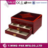 China High Glossy Painted Mixed Color Jewelry Case
