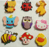 Cute Cartoon Animals Resin Fridge Magnet for Home Decoration