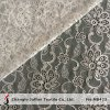 Tricot Swiss Voile Lace Fabric for Sale (M0422)