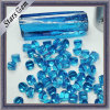 Low Price Aqua Blue CZ Rough/Raw Material, Cubic Zirconia Rough