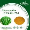 Aloe Vera Extract Aloe-Emodin Powder CAS: 481-72-1