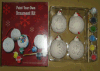 DIY Painting Balls for Kids Christmas Gifts
