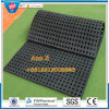 Anti-Skid Interlocking Stable Mats, Rubber Used Cow Tile