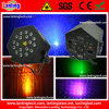 18W RGB PAR LED with 150MW Twinkling Laser Light